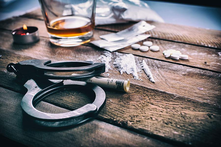 drug arrest lawyer Edmonton